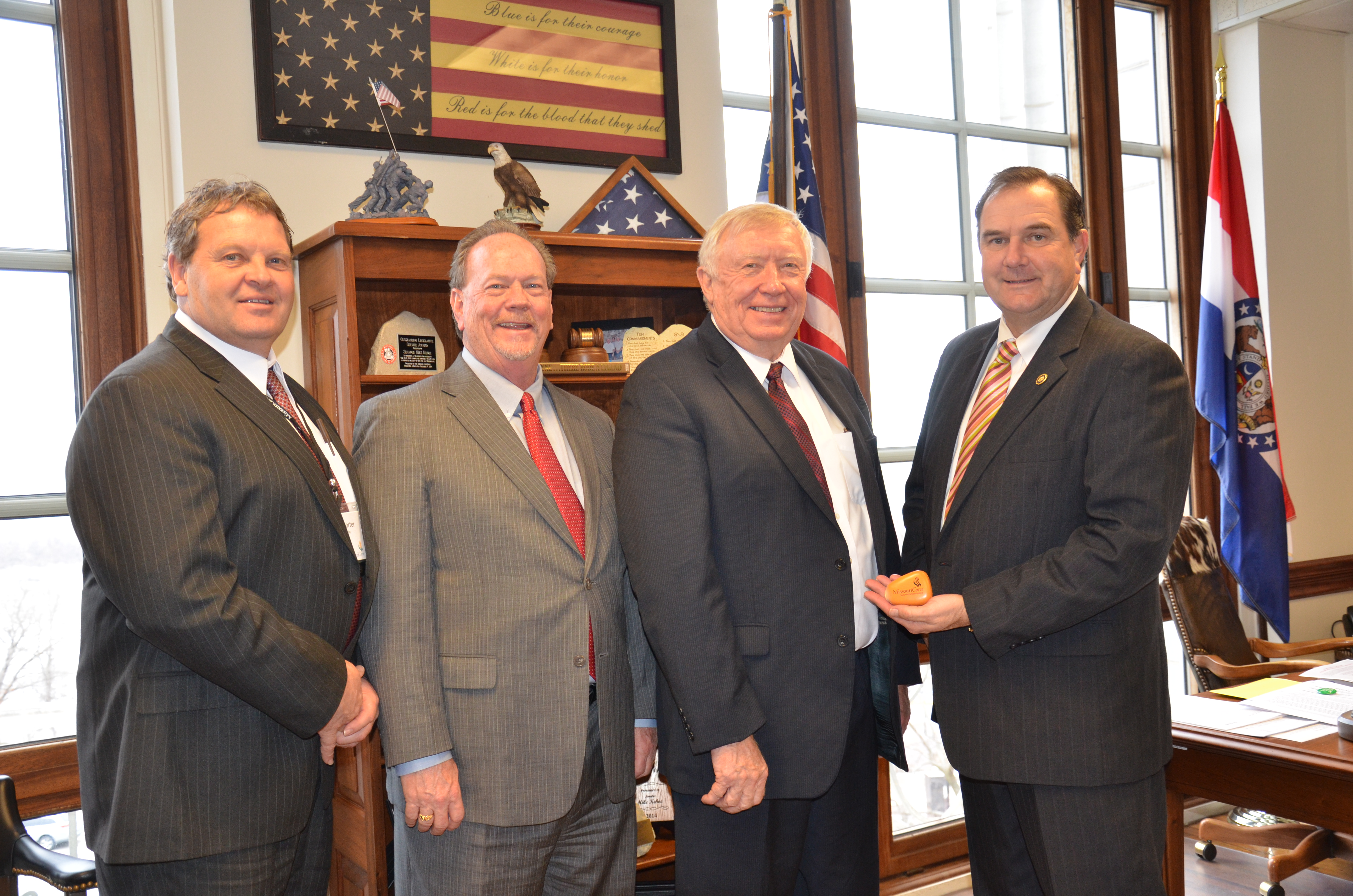 Legislative Visit